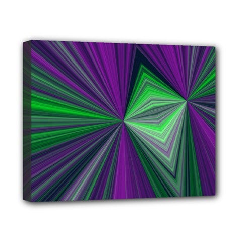 Abstract Canvas 10  x 8  (Framed)