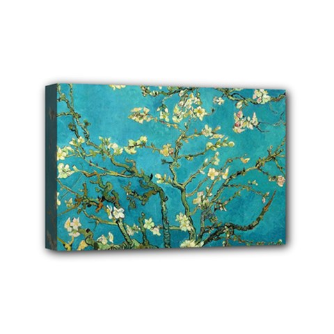 Vincent Van Gogh Blossoming Almond Tree Mini Canvas 6  x 4  (Framed)