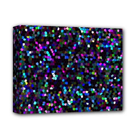 Glitter 1 Deluxe Canvas 14  x 11  (Framed)