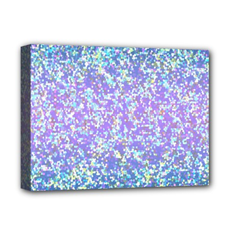 Glitter2 Deluxe Canvas 16  x 12  (Framed)