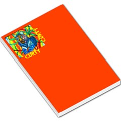 Curty Large Memo Pad