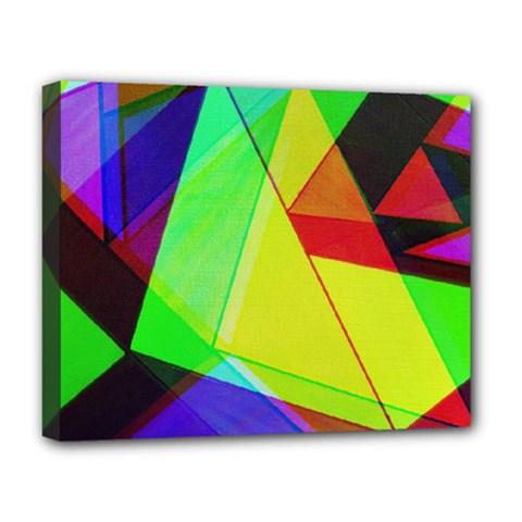 Moderne Deluxe Canvas 20  x 16  (Framed)