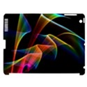 Crystal Rainbow, Abstract Winds Of Love  Apple iPad 3/4 Hardshell Case (Compatible with Smart Cover) View1