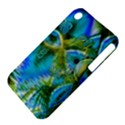Mystical Spring, Abstract Crystal Renewal Apple iPhone 3G/3GS Hardshell Case (PC+Silicone) View4