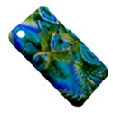 Mystical Spring, Abstract Crystal Renewal Apple iPhone 3G/3GS Hardshell Case (PC+Silicone) View5
