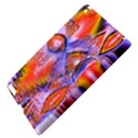 Crystal Star Dance, Abstract Purple Orange Apple iPad 3/4 Hardshell Case View4