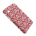 White On Red Damask Samsung Galaxy Tab 2 (7 ) P3100 Hardshell Case  View5