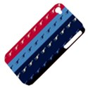 Giraffentapete Apple iPhone 4/4S Hardshell Case (PC+Silicone) View4