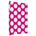 Pink Polkadot Apple iPad Mini Hardshell Case View2