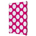 Pink Polkadot Apple iPad Mini Hardshell Case View3