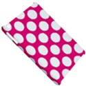 Pink Polkadot Apple iPad Mini Hardshell Case View5