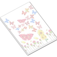 Butterfly Beauty Large Memo Pad