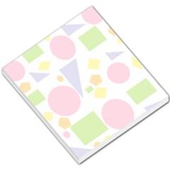 Spring Geometrics Small Memo Pad