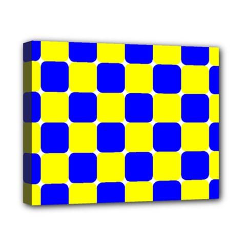 Pattern Canvas 10  X 8  (framed)
