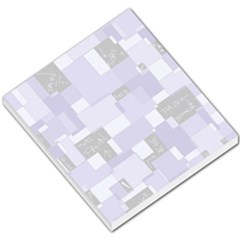 Purple Pain Modular Small Memo Pad