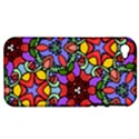 Bright Colors Apple iPhone 4/4S Hardshell Case (PC+Silicone) View1