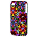 Bright Colors Apple iPhone 4/4S Hardshell Case (PC+Silicone) View3