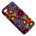 Bright Colors Apple iPhone 4/4S Hardshell Case (PC+Silicone) View5