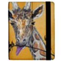 Giraffe Treat Apple iPad Mini Flip Case View2
