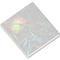 Exploding Fireworks Small Memo Pad