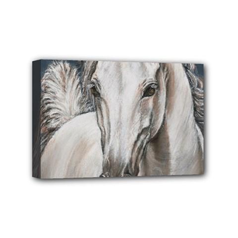Breeze Mini Canvas 6  X 4  (framed)
