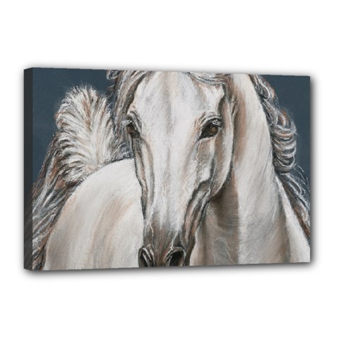 Breeze Canvas 18  x 12  (Framed)