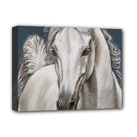 Breeze Deluxe Canvas 16  x 12  (Framed)