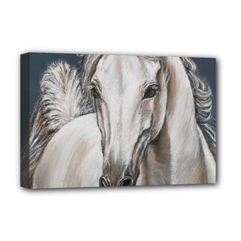 Breeze Deluxe Canvas 18  X 12  (framed)