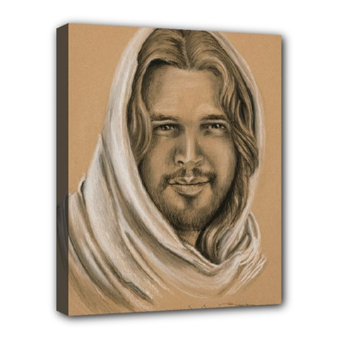 Messiah Deluxe Canvas 20  x 16  (Framed)