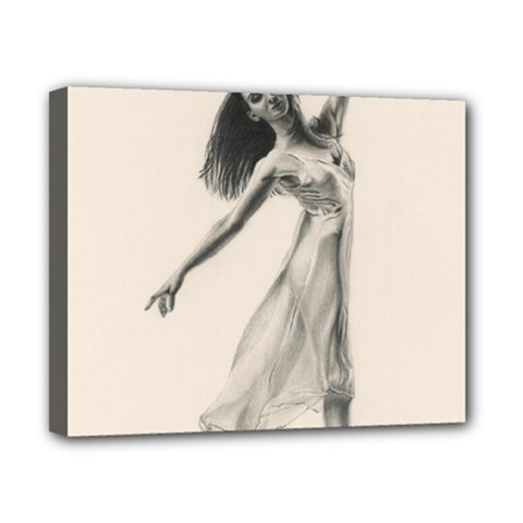 Perfect Grace Canvas 10  X 8  (framed)
