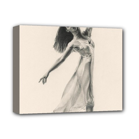 Perfect Grace Deluxe Canvas 14  X 11  (framed)