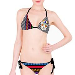 Candy Skull Bikini
