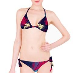 Beach Flower Bikini