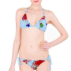 Flags of the World Bikini