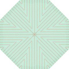 Hearts & Stripes Hook Handle Umbrella (medium)