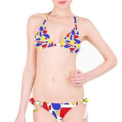 Silly Primaries Bikini