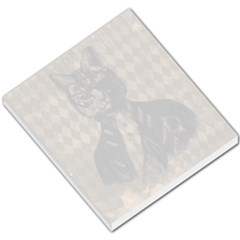 Harlequin Cat Small Memo Pad