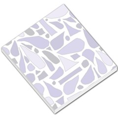 Silly Purples Small Memo Pad