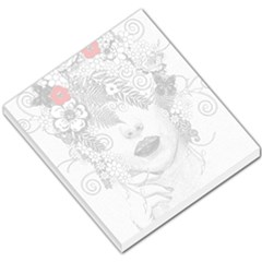 Flower Child Small Memo Pad