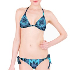 Star Connection, Abstract Cosmic Constellation Bikini