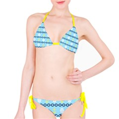 Anchors & Boat Wheels Bikini