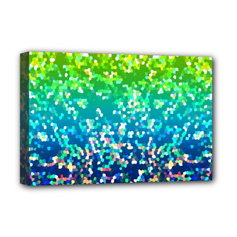 Glitter 4 Deluxe Canvas 18  x 12  (Framed)