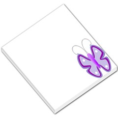 Cute Awareness Butterfly Small Memo Pad