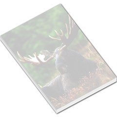 Majestic Moose Large Memo Pad