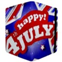 4th of July Celebration Design Apple iPad 2 Flip Case View4