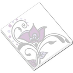 Awareness Flower Small Memo Pad