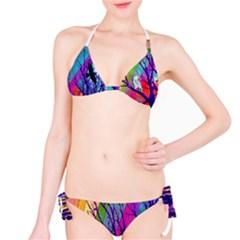 Rainbow Moon Bikini