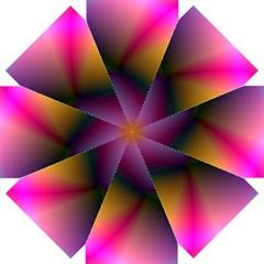 Prism Rainbow Straight Umbrella
