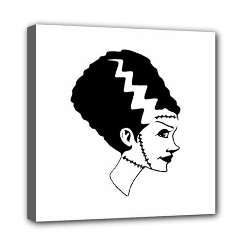 Frankie s Girl Mini Canvas 8  x 8  (Framed)