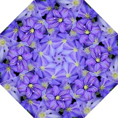 Purple Wildflowers for FMS Straight Umbrella